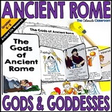 Ancient Rome Gods and Goddesses