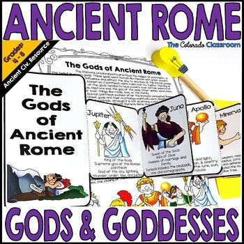 Ancient Rome Gods & Goddesses
