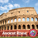 Ancient Rome Gr. 4-6