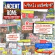 Ancient Rome Guided PowerPoint: Guided Notes & PPT for Roman Empire!