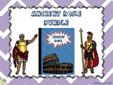 Ancient Rome - Interactive Notebook - Bundle