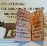 Ancient Roman Interactive Timeline