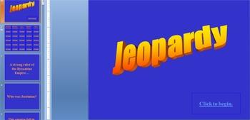 Ancient Rome Jeopardy II
