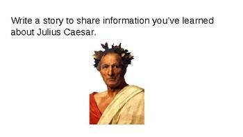 Ancient Rome: Julius Caesar
