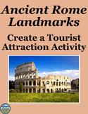 Ancient Rome Landmarks Activity