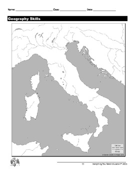Ancient Rome Lesson Geography Of Ancient Rome By Everything You - Geography of rome