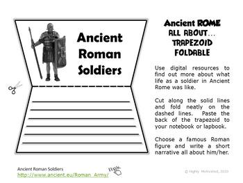 Ancient Rome Lesson Plans and Activities Mega Bundle with Test Prep