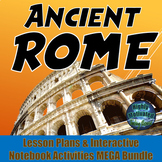 Ancient Rome Lesson Plans and Activities Mega Bundle with