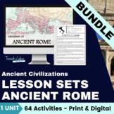 Ancient Rome Lesson Set Bundle