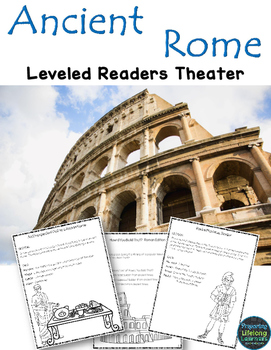 Ancient Rome Leveled Reader's Theater