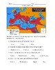 Ancient Rome Map Activities