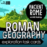 Ancient Rome Geography and Mapping (Ancient Rome Lesson Plan)