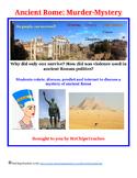 Rome - Murder Mystery
