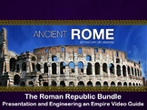 Ancient Roman Republic Bundle: PowerPoint and Engineering