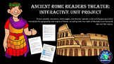 Ancient Rome Project - Readers Theater