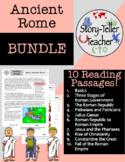 Ancient Rome Reading Passages BUNDLE!