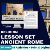 Ancient Rome Religion Lesson