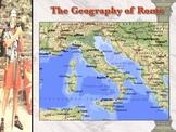 """Ancient Rome: Republic to Roman Empire"" Social Studies PowerPoint"