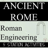 Ancient Rome Engineering Station Activities and gallery wa