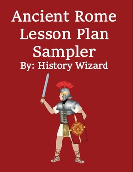 Ancient Rome Sampler: By History Wizard