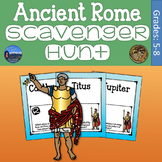 Ancient Rome Scavenger Hunt