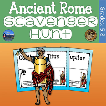 Ancient Rome Scavenger Hunt