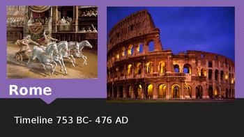 Ancient Rome Slides
