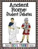 Ancient Rome: Student Debates - A Great Group Project