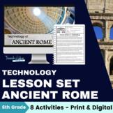 Ancient Rome Technology Lesson