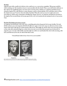 Literacy - Ancient Rome (Text Set)