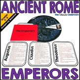 Ancient Rome: The Emperors