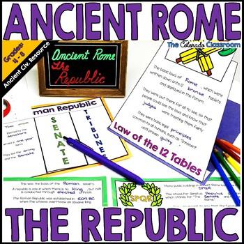 Ancient Rome: The Republic