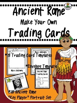 Ancient Rome Trading Cards