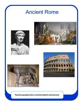 Ancient Rome Unit