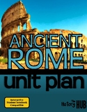 Ancient Rome Unit Plan