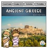 Ancient Civilizations: A Complete Unit & Activity Pack on Ancient Greece
