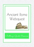 Ancient Rome Webquest