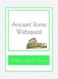 Ancient Rome Webquest
