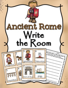 Ancient Rome Write the Room