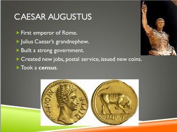 Ancient Rome and Christianity PowerPoint Lesson