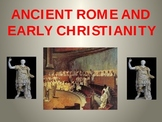 Ancient Rome and Early Christianity - Europe and Caesar Powerpoint