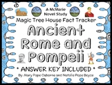 Magic Tree House Fact Tracker: Ancient Rome and Pompeii (Osborne) Book Study