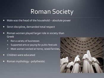 Ancient Rome and the Rise of Christianity POWERPOINT