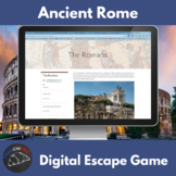 Ancient Rome - digital Escape game