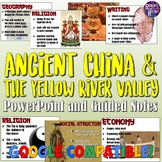 Ancient China and the Yellow River Lesson