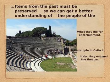 Ancient Societies powerpoints