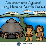 Ancient Stone Age and Early Human Activity Packet