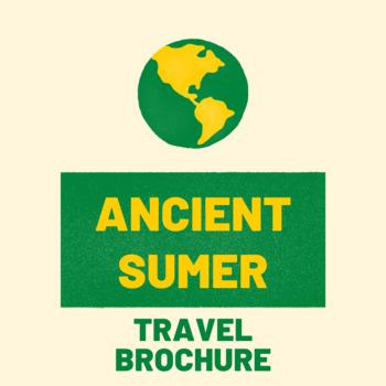 Ancient Sumer Brochure Project