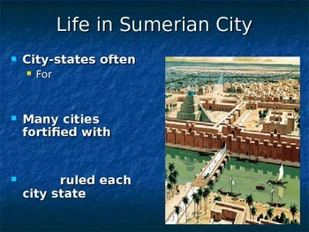 Ancient Sumer Civilization