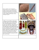 Ancient Sumer, Montessori 3-Part Cards w/Timeline Labels